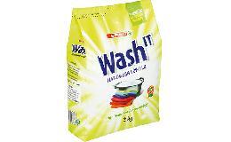 站立袋洗衣粉