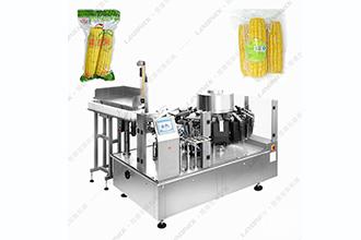 玉米给袋式真空包装机的使用说明