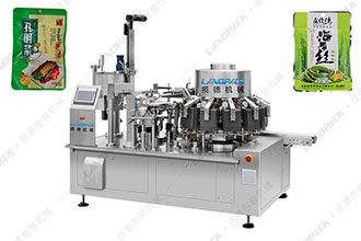 酱菜给袋式包装机已成为许多酱菜生产厂家的首选