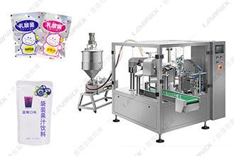 液体给袋式包装机的应用范围和功能说明