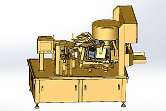 给袋式全自动包装机,实现无人化包装生产