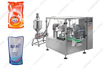 洗衣液包装机_全自动洗衣液包装机厂家