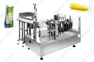 糯玉米给袋真空包装机怎么使用?糯玉米给袋真空包装机使用方法介绍