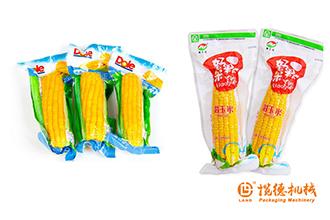 玉米真空包装机_玉米给袋式真空包装机